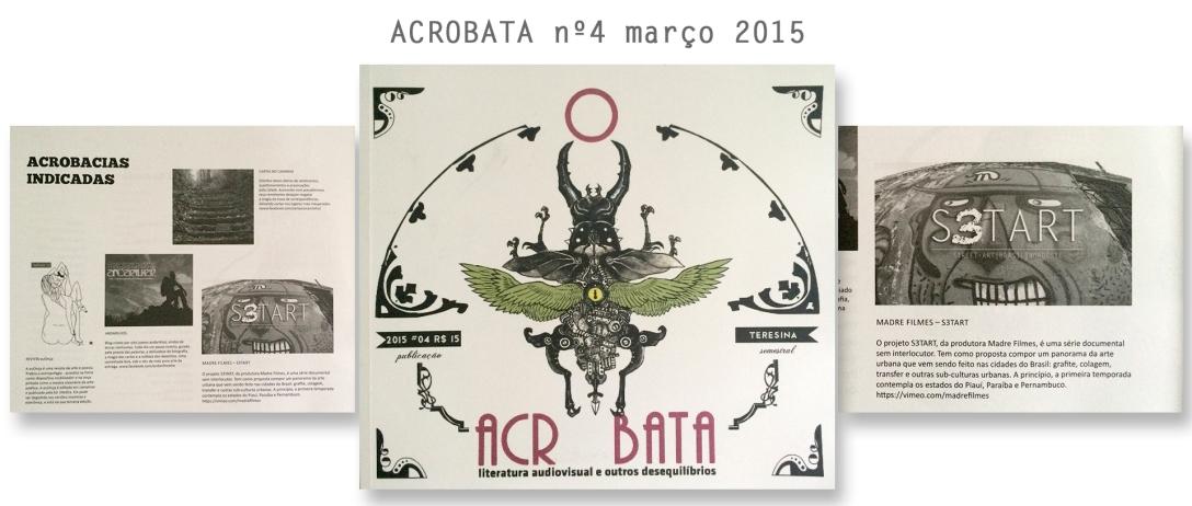 Madre S3Tart Acrobata marco 2015