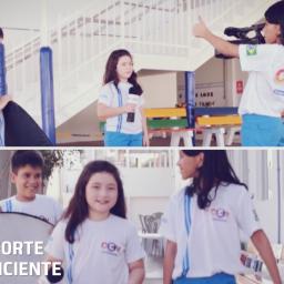 Colégio CEV – Reportagem