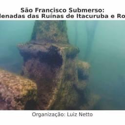 São Francisco Submerso -Capa de livro de coordenadas divulgada